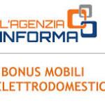 Agenzia delle Entrate - Bonus mobili ed elettrodomestici