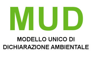 MUD - Modello Unico di Dichiarazione ambientale